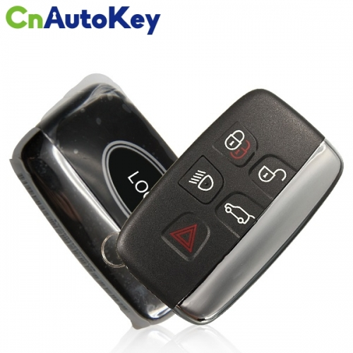 CN004009 For Range Rover Smart Card 5 Button 434Mhz (Smooth surface)