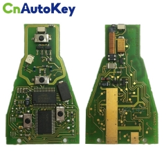CN002039 ORIGINAL Smart Key (PCB) for Mercedes-Benz Buttons4 Frequency 315 MHz With NEC Processor Black Key