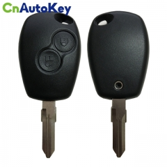 CN010041 ORIGINAL Regular Key for Dacia and Renault 2012+ 2 Button 433Mhz PCF7961M 805673071R or 998108016R
