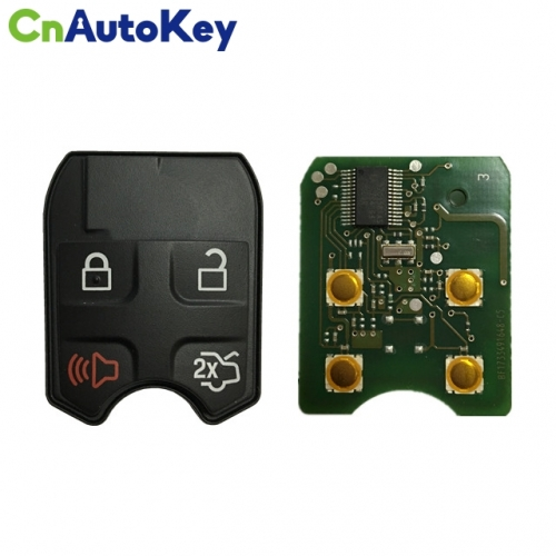 CN018084 Genuine FORD Edge, Expedition, Explorer, Flex, Mustang, Taurus key head remote, 4 buttons, FCC ID CWTWB1U793, 4D-63-80BIT chip, 315MHz