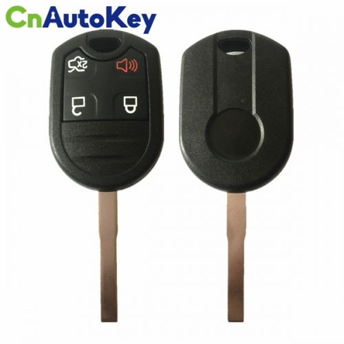 CN018090  Ford 4 Btn Keyless Entry Remote High Sec Combos -315mhz 4D63 80BIT X32-RHKFO