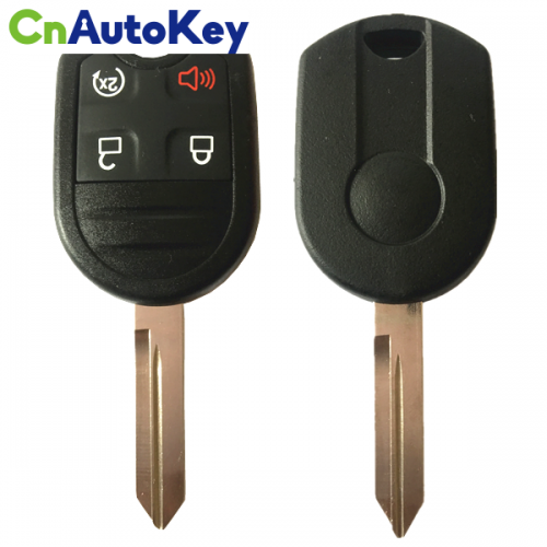 CN018089  Ford 4 Btn Keyless Entry Remote High Sec Combos -315mhz 4D63 80BIT X32-RHKFO