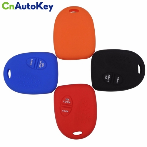 SCC013003 Remote Silicone Car-Styling Cover Case For Chevrolet Commodore For Buick Royaum Holder Key