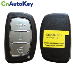 CN020106 For Hyundai i20 Smart Remote Key (2013 + ) 95440-C8000 PCF7945 433MHZ