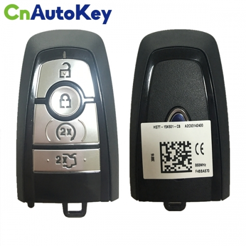 CN018071 ORIGINAL Key For Ford Frequency 868 MHz Transponder HITAG PRO Part No HS7T-15K601-CB