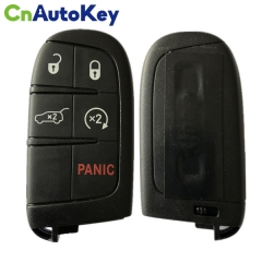CN086022 2017 - 2018 For Jeep Renegade 5 Button Smart Key FCC ID M3N40821302