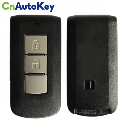 CN011018 2018 - 2019 For Mitsubishi  Xpander Eclipse Cross Smart Key 2B - GHR-M014 - 434MHz 47 Chip