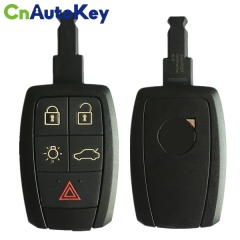 CN050009 OEM 2004 - 2013 Volvo C70 C30 S40 V50 Remote Key with Smart Entry 5WK49259