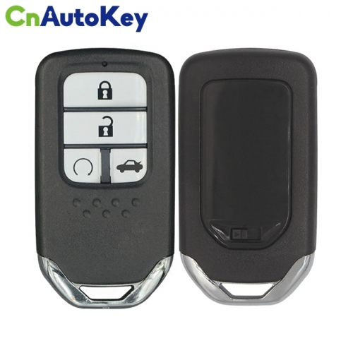 CNKY010 KYDZ Smart Remote Key machine HDZN-4 Button without emergancy key (Overseas version)