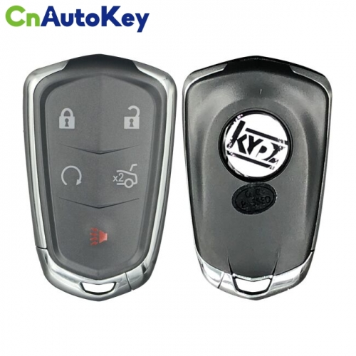 CNKY011 KYDZ Smart Remote Key machine GM26-4+1 Button without emergancy key (Overseas version)