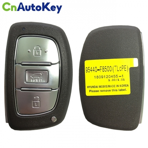 CN020137 For Hyundai Tucson Genuine Smart Key Remote 2018, 3 Buttons 433MHz 95440-F8500