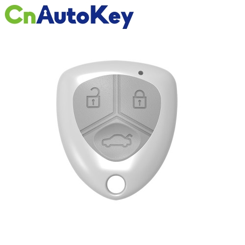 XKFE03EN Wire Remote Key Ferrari Flip 3 Buttons White English 10pcs/lot