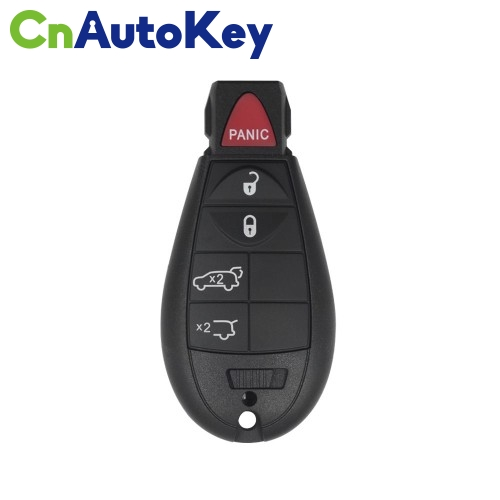 XNCH04EN Wireless Remote Key Chrysler 5 Buttons Keyblank Inside English 10pcs/lot