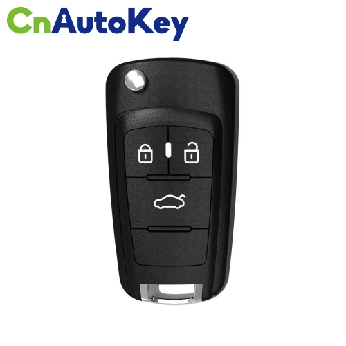 XNBU00EN Wireless Remote Key Buick Flip 3 Buttons English 10pcs/lot