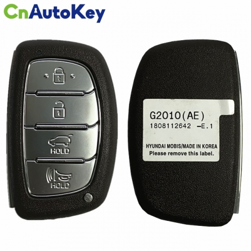 CN020142 2017-2019 Hyundai Ioniq NEW OEM Smart Remote Key 95440-G2010 TQ8-FOB-4F11