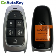 CN020147 2019-2020 Hyundai Nexo  4-Button Smart Key  PN 95440-M5400  TQ8-FOB-4F20