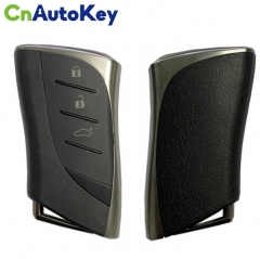 KH010 KH100+ Copy Toyota Lexus 8A(88 A8 A9 AA DST-AES) 3Buttons Smart Key Suitable for all Frequency 0440B