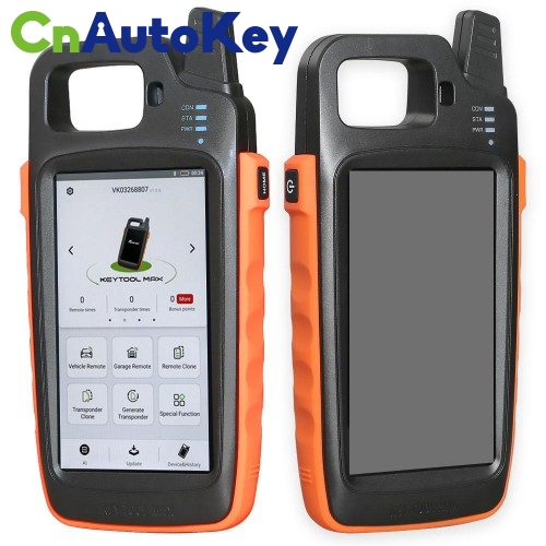 CNP111 Xhorse VVDI Key Tool Max + MINI OBD Tool + Toyota 8A All Keys Lost Adapter Get Free Renew Cable