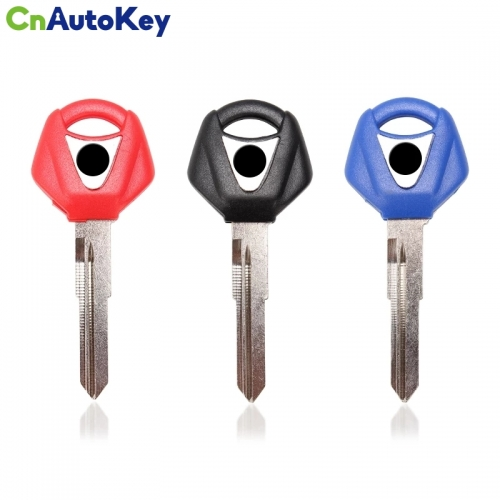 New Luminescence Motorcycle Blank Keys Uncut Blade key for  R25 R3 xmax X-MAX X MAX 125 200 250 MT01 SR400 FZ6R FZ6N
