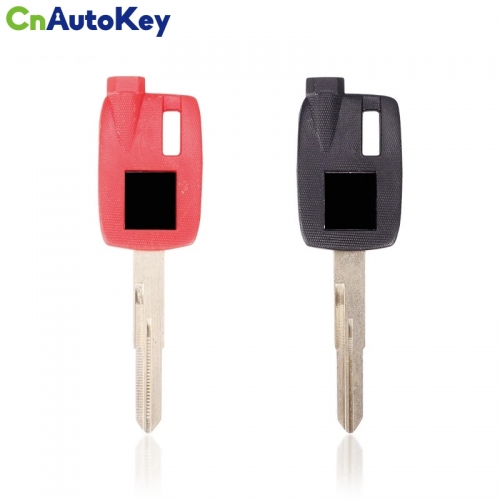 Motorcycle Uncut Blade Blank Key For Suzuki magnet Motorcycle Anti-theft lock keys AN250 AN400 AN650 Magnetic