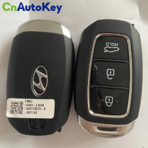 CN020164 2021  Hyundai Tucson Smart Key 3B -433MZ 47chip – 95440-L4000
