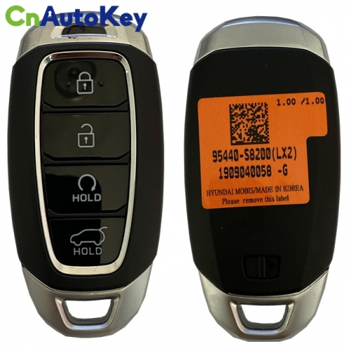 CN020166 Hyundai Palisade 2020 Genuine Smart Remote Key 433MHz 95440-S8200