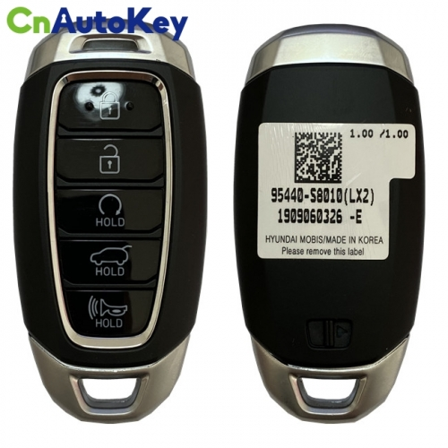 CN020167 Hyundai Palisade 2020 Genuine Smart Remote Key 433MHz 95440-S8010