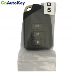 CN007213  ORIGINAL Smart Key for Toyota 3Buttons 315MHz Texas 128-bit AES Model BS2ET Keyless GO